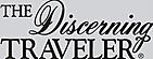 The Discerning Traveler logo